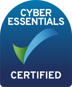 Omfax technical services are Cyber Essentials Certified - which social housing organisations appreciate.